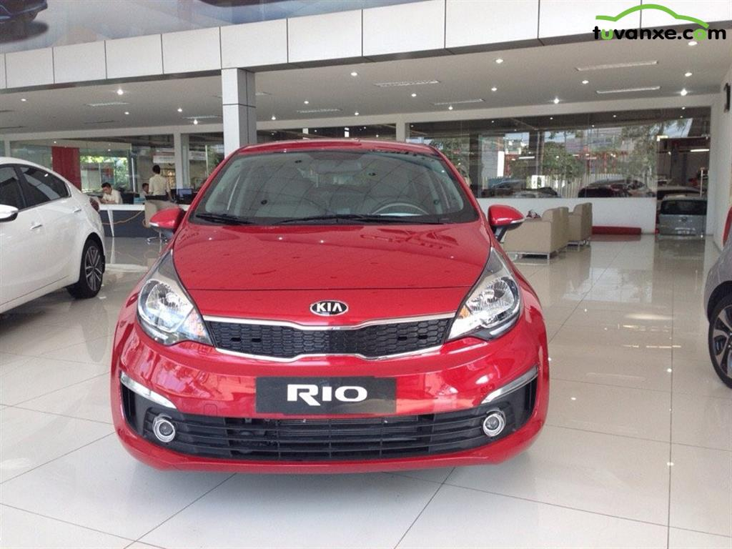 Kia Rio 1.4 MT sedan 2017