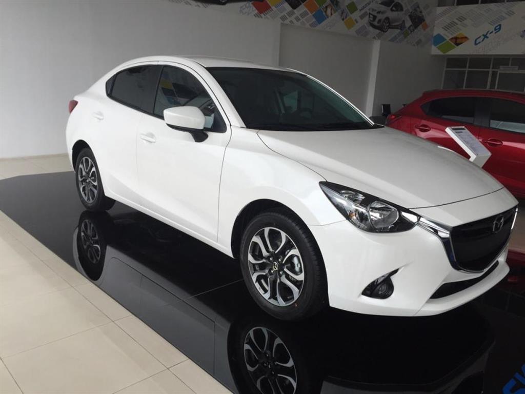 Mazda 2 1.5 sedan 2017