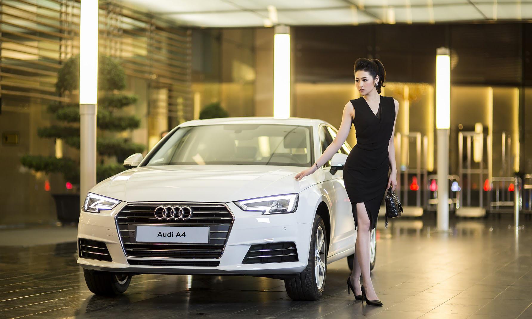 Audi A4 2.0 TFSI 2017