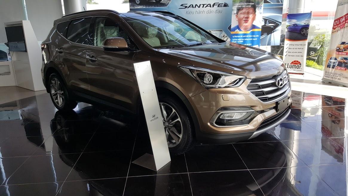 Hyundai SantaFe 2.2 4WD 2017