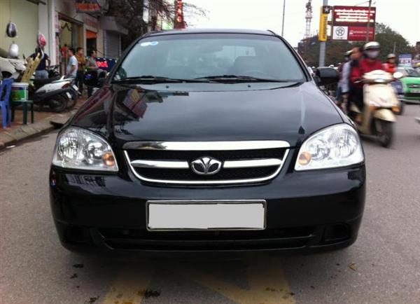 xe Daewoo Lacetti EX 2010