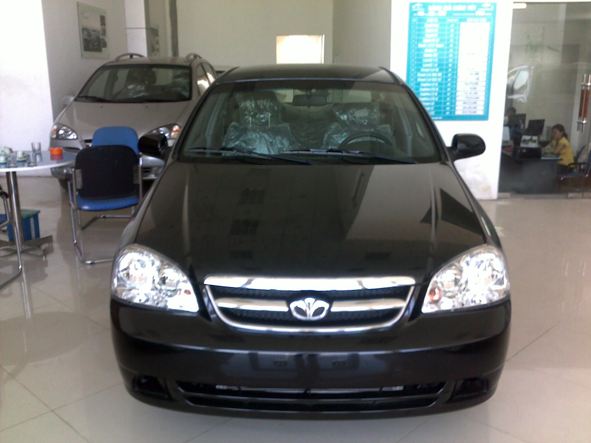 xe Daewoo Lacetti EX 2011