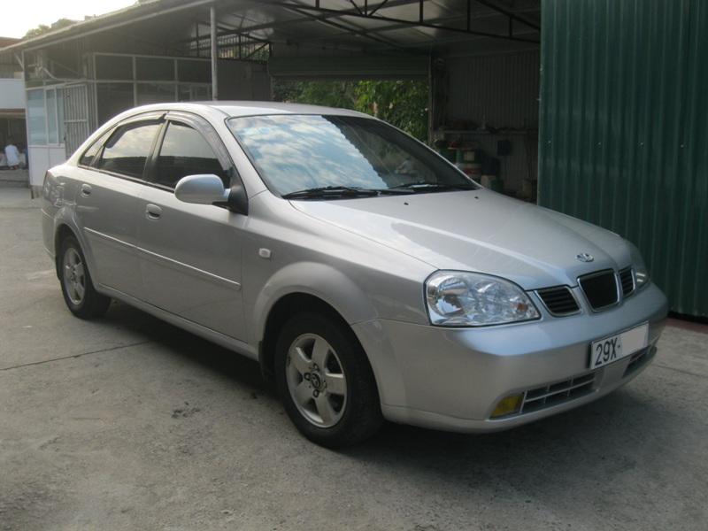 xe Daewoo Lacetti EX 2005