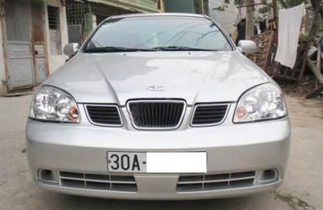 xe Daewoo Lacetti EX 2007