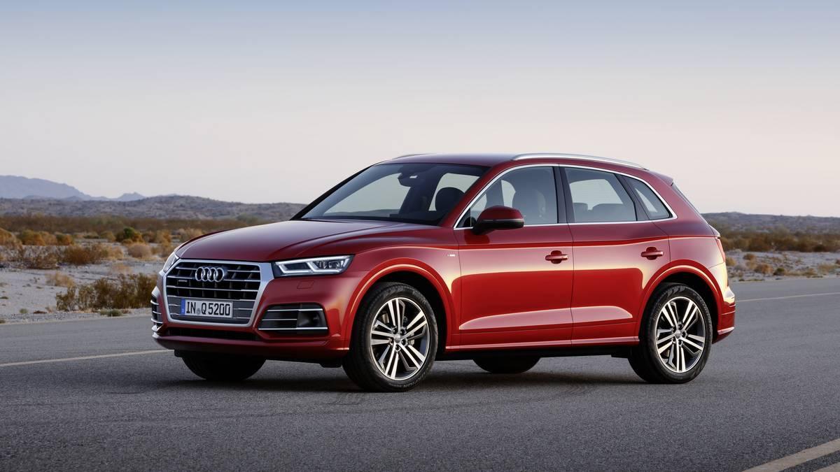 Audi Q5 Premium model 2018 Mỹ