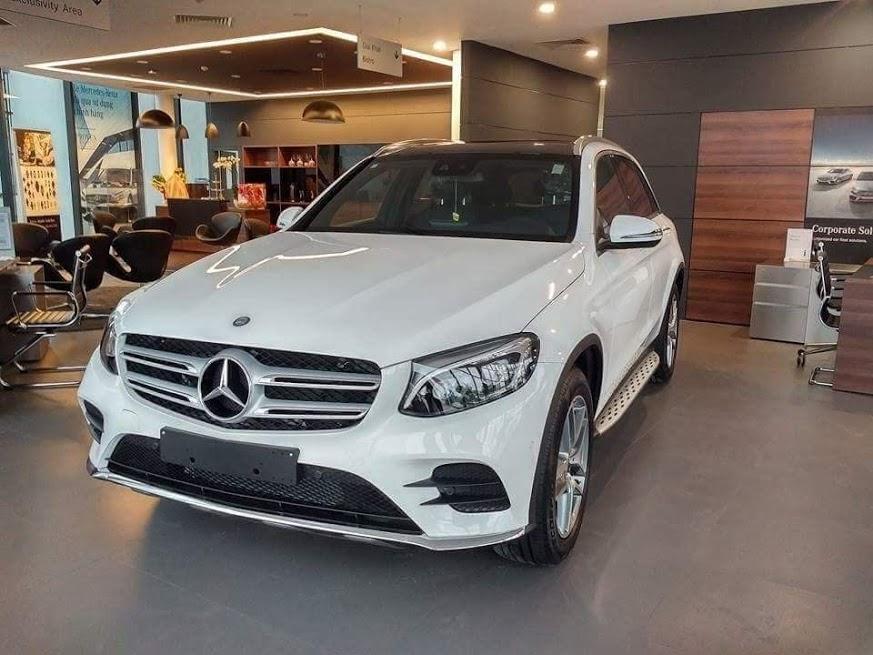 Mercedes-Benz GLC-Class GLC 300 4Matic 2017