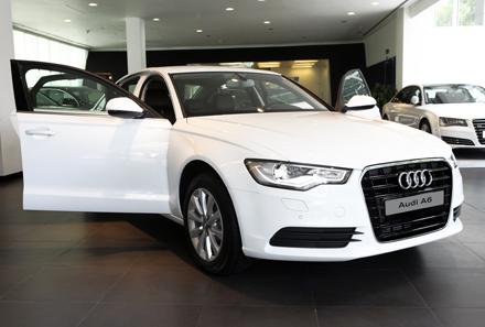Audi A6 2.0 TFSI model 2012