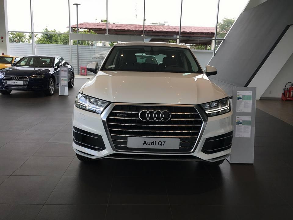 Audi Q7 3.0 TFSI 2017