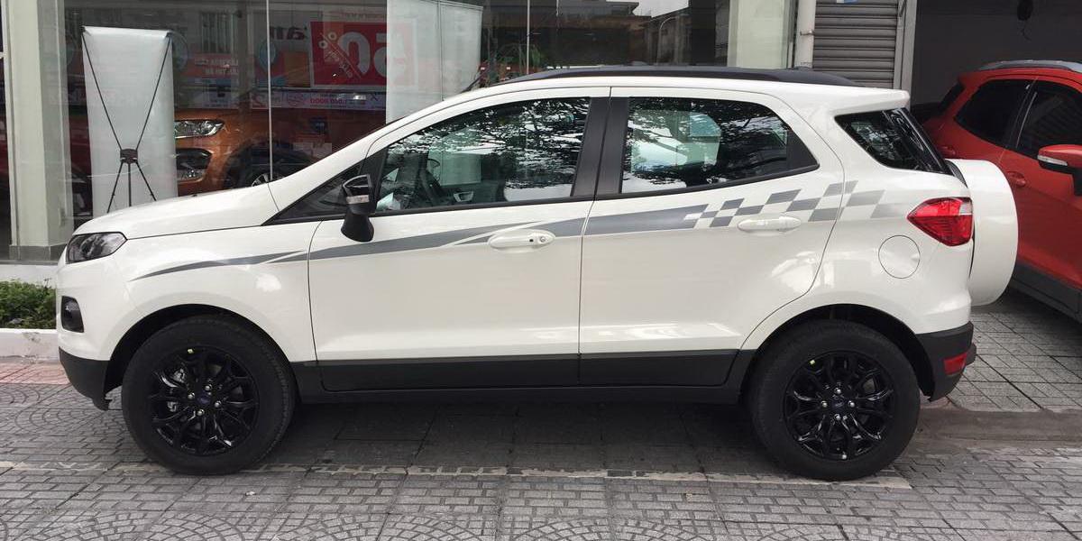 Ford EcoSport 1.5 Titanium Black 2017