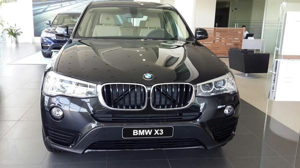 BMW X3 xDrive20i 2015