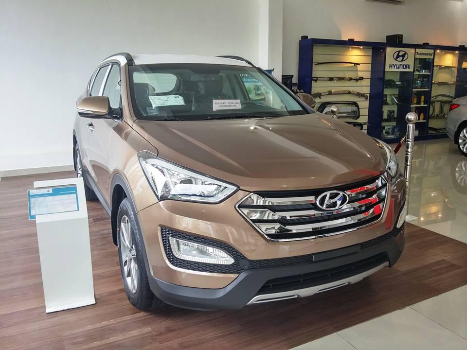Hyundai SantaFe 2.4 2WD 2014