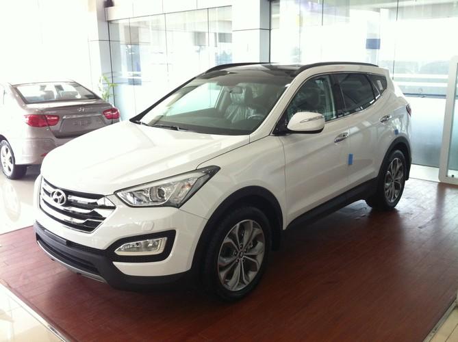 Hyundai SantaFe 2.2 4WD 2014