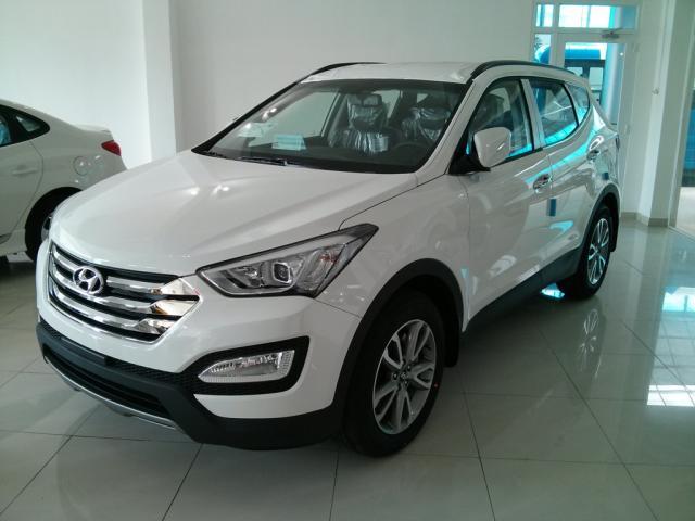 Hyundai SantaFe 2.2 2WD 2014