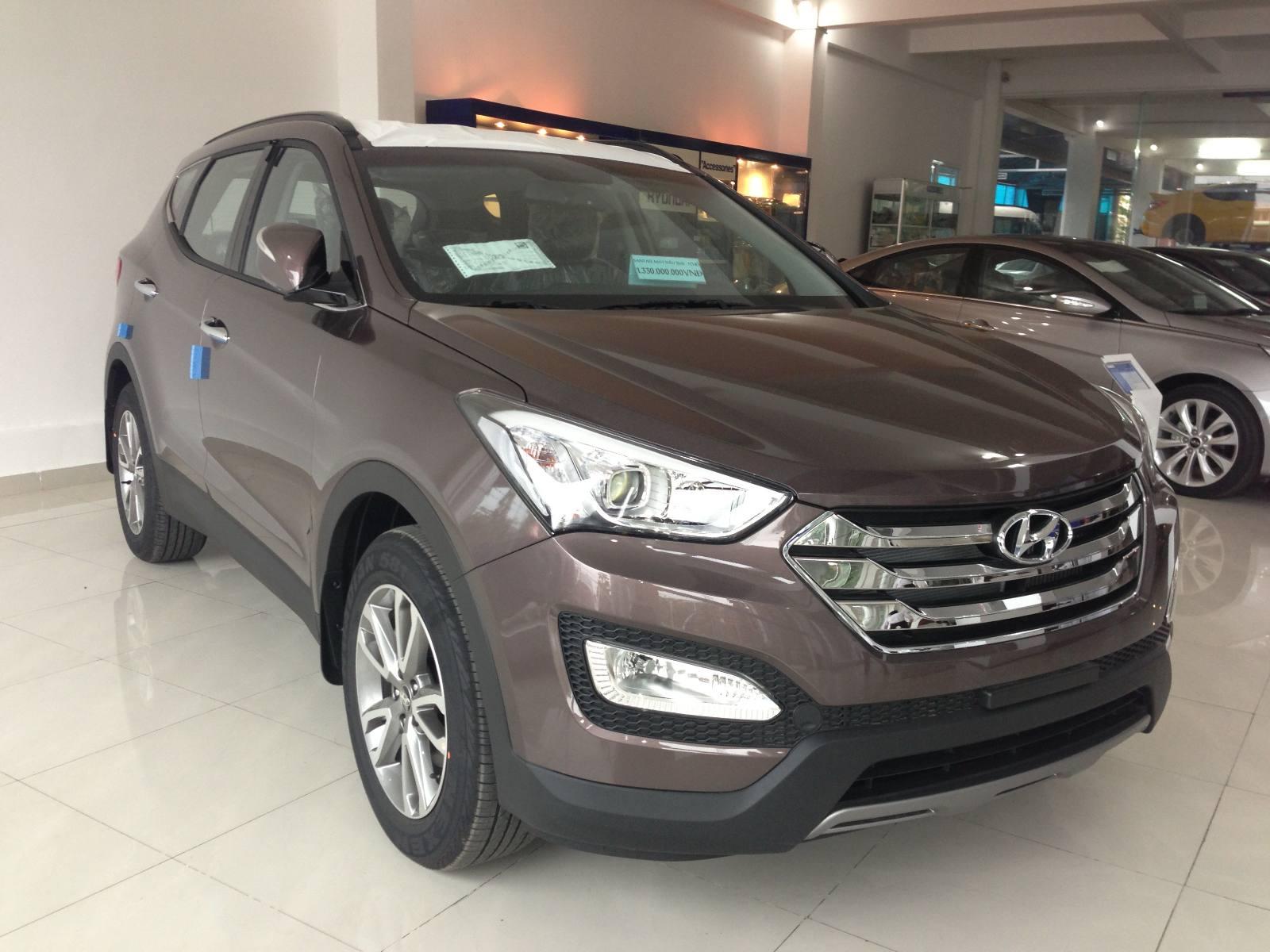 Hyundai SantaFe 2.4 2WD 2013
