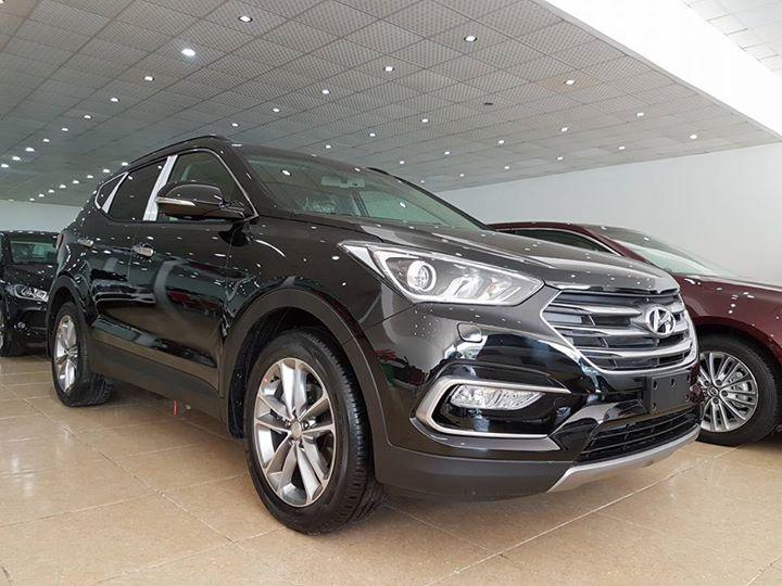 Hyundai SantaFe 2.4 4WD 2017