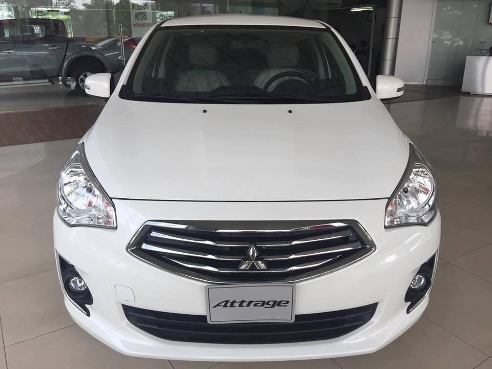 Mitsubishi Attrage CVT 2017