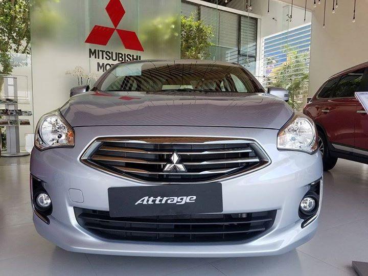 Mitsubishi Attrage MT 2017