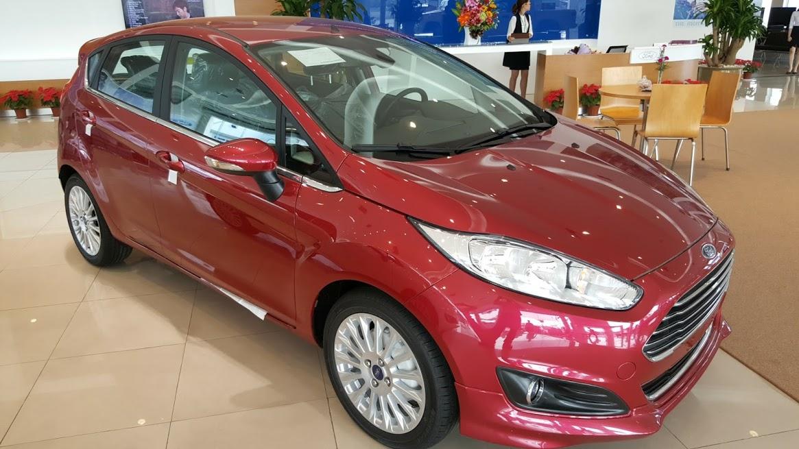 Ford Fiesta Hatchback 1.5 Sport 2017
