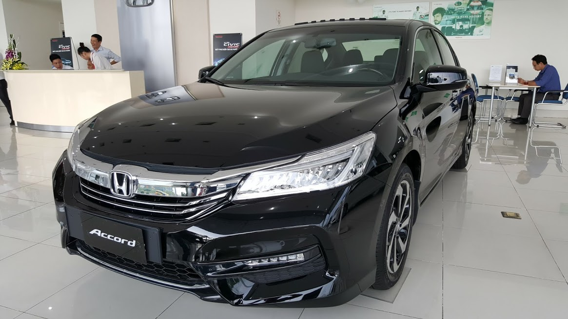 Honda Accord  2.4 2017