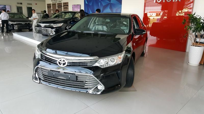 Toyota Camry 2.5Q 2017