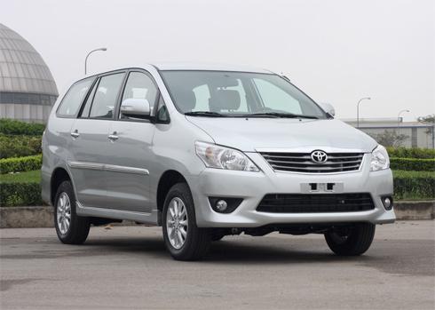 Ảnh Toyota Innova E 2013