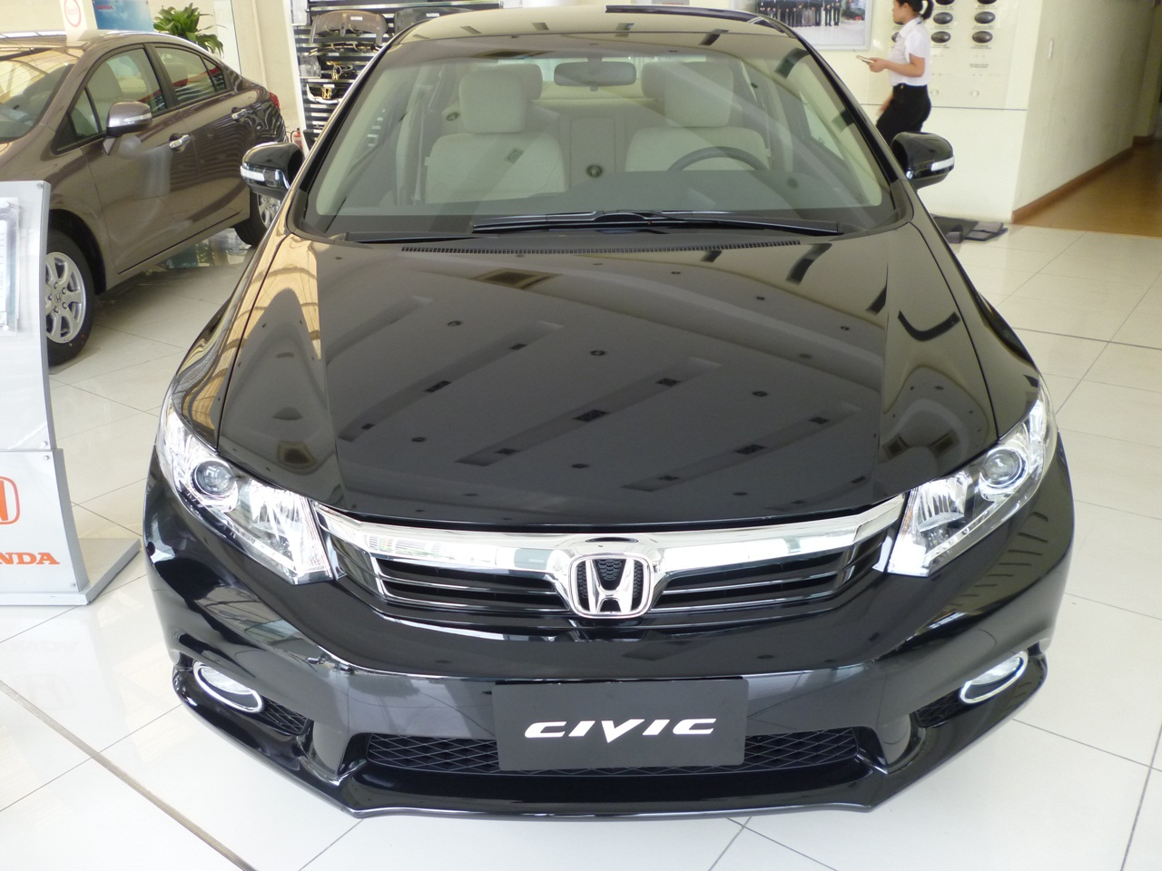Honda Civic  1.8 AT 2013