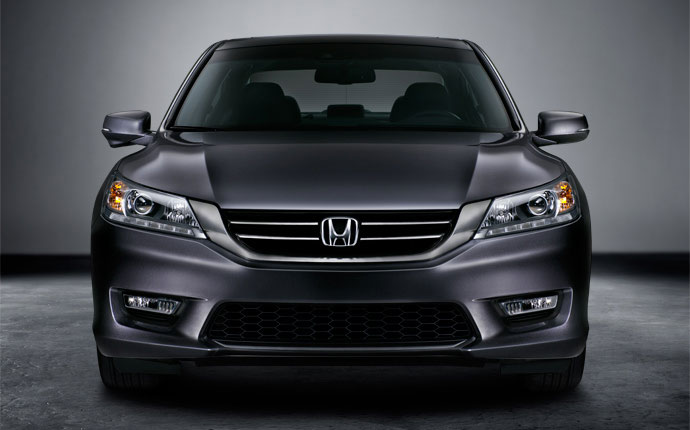 Honda Accord  2.4 EX - L 2013