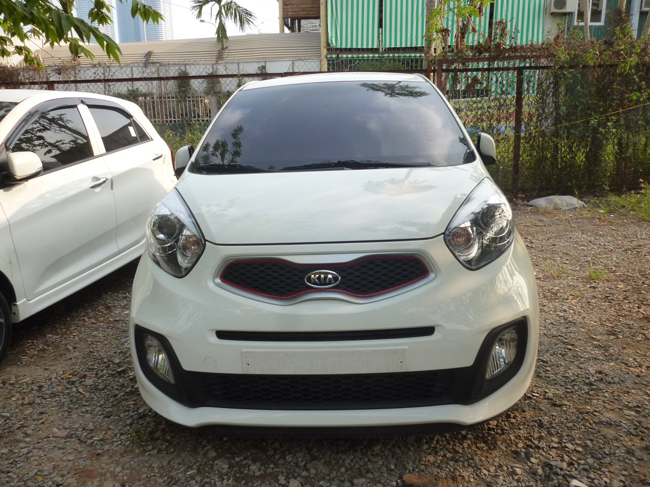 Kia Morning  model 2012