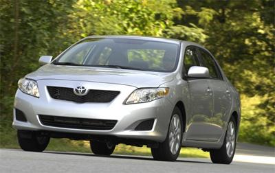 Toyota Corolla 1.6 XLI 2008