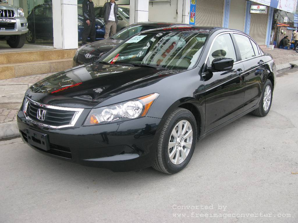 Honda Accord  2.4 EX 2008