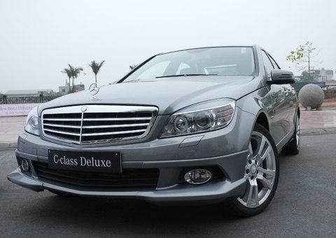 Mercedes-Benz C-Class C250 CGI Deluxe 2010