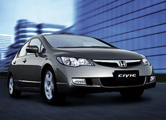 Honda Civic 2.0 2006