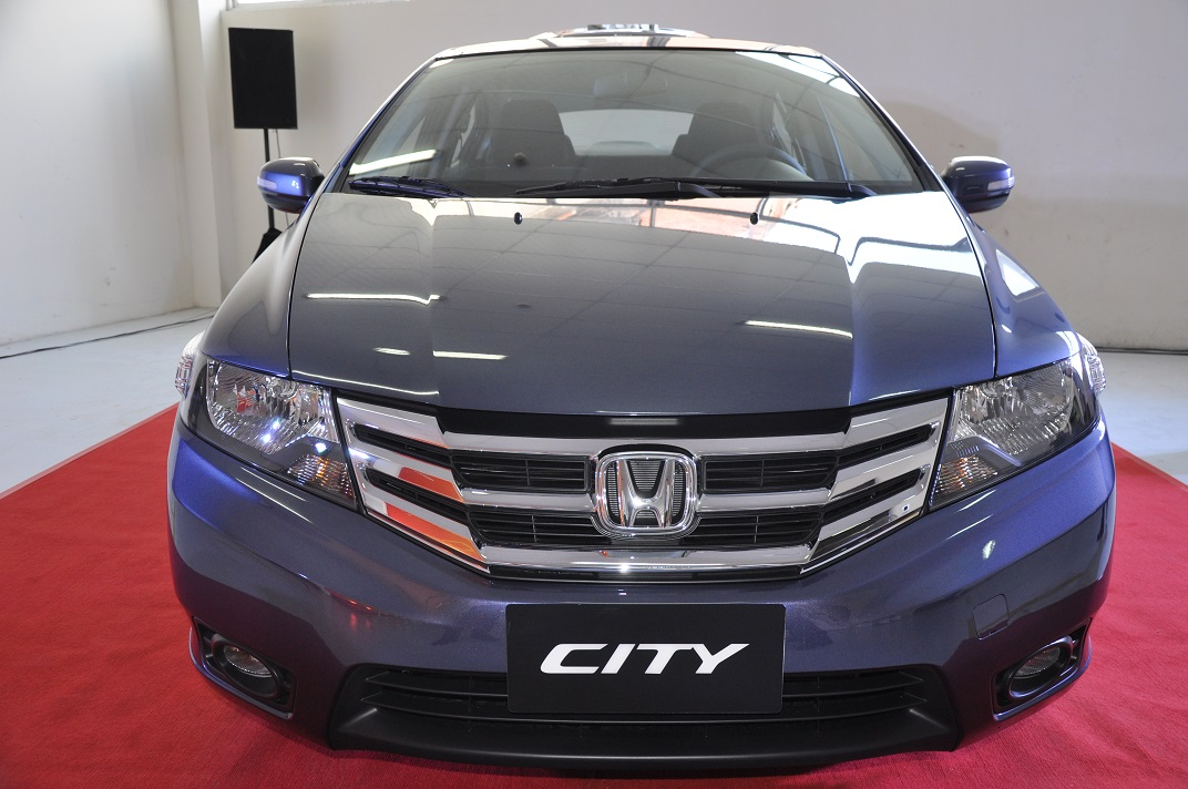 Honda City  AT 2014