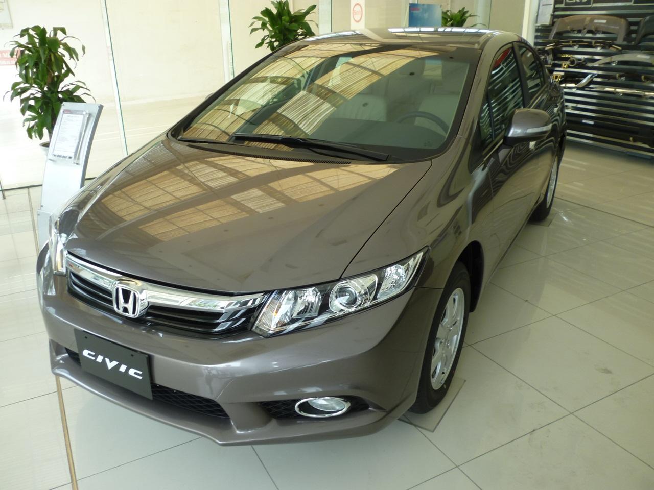 Honda Civic 1.8 AT-2012