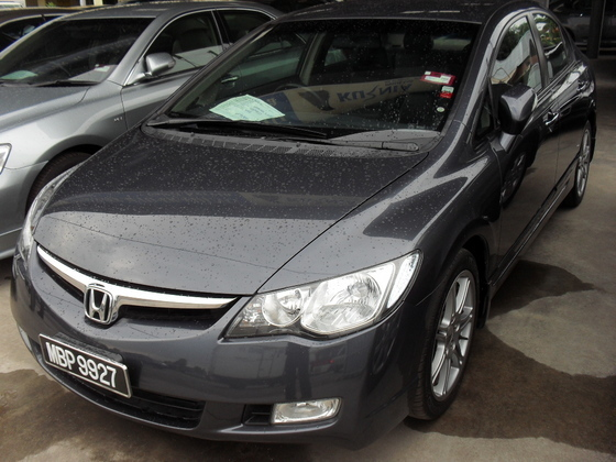 Honda Civic  2.0 2007