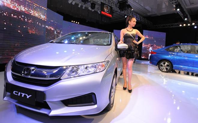 Honda City MT model 2015