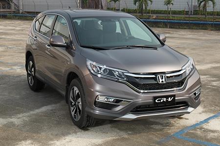 Honda CRV 2.4 model 2015