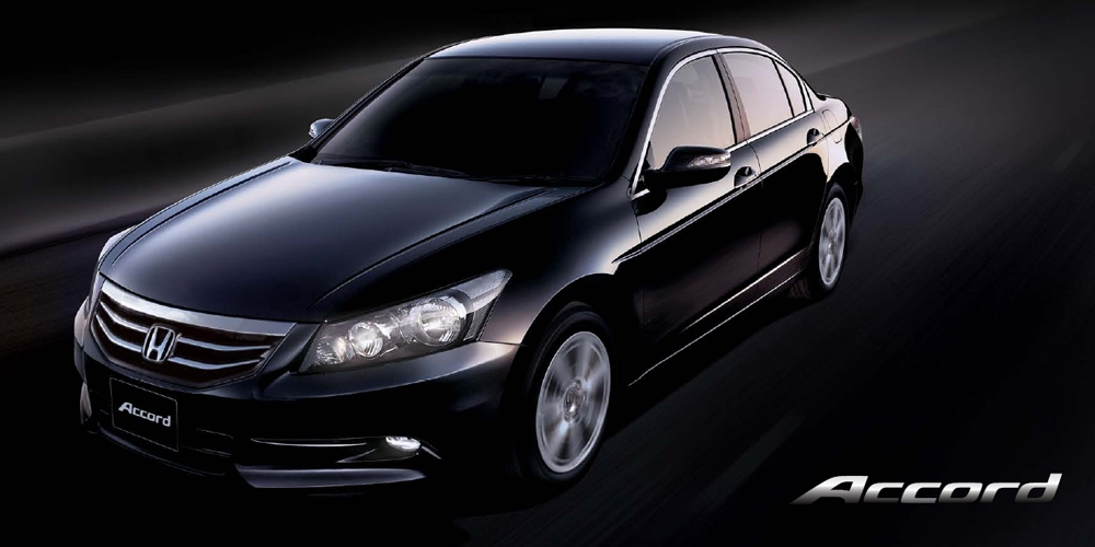 Honda Accord  3.5 - 2012