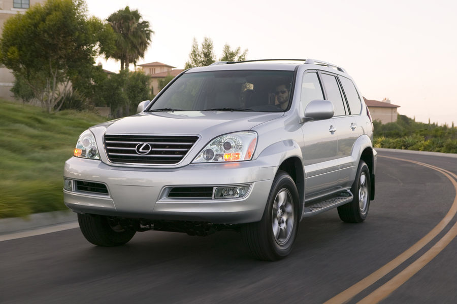 Lexus GX 470 2008