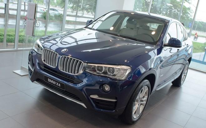 BMW X4 xDrive28i 2014