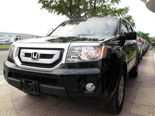 Honda Pilot EX-L 2009