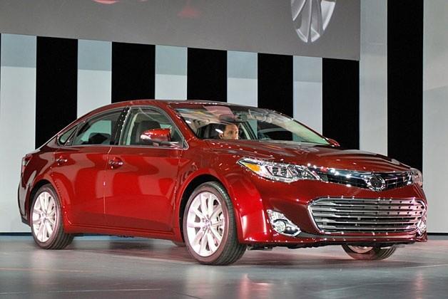 Toyota Avalon Limited 2013