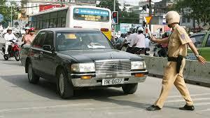 Các lỗi thường gặp khi lái xe ô tô