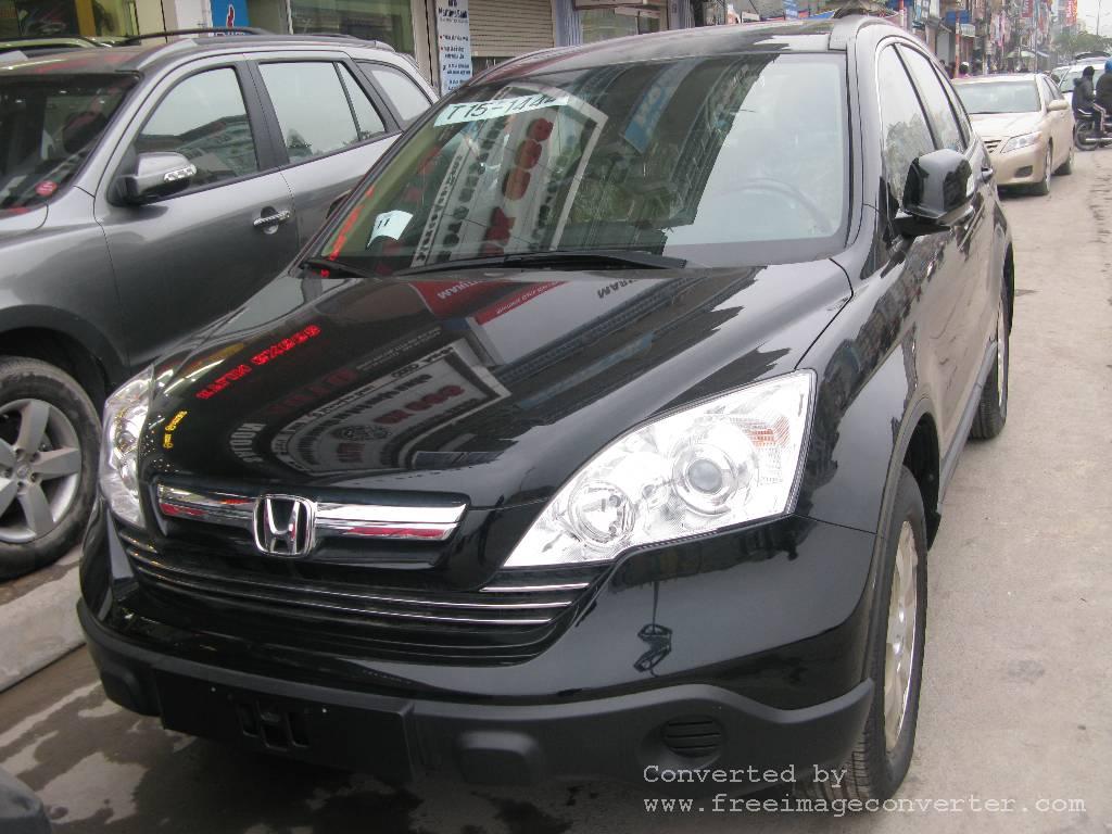Honda CRV 2.4 4WD 2009 Nhật
