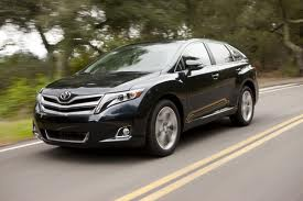 Toyota Venza Limited 3.5 AWD 2013
