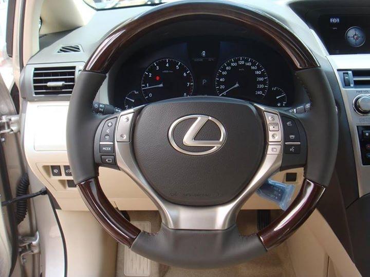 Ảnh Lexus RX 350 2014