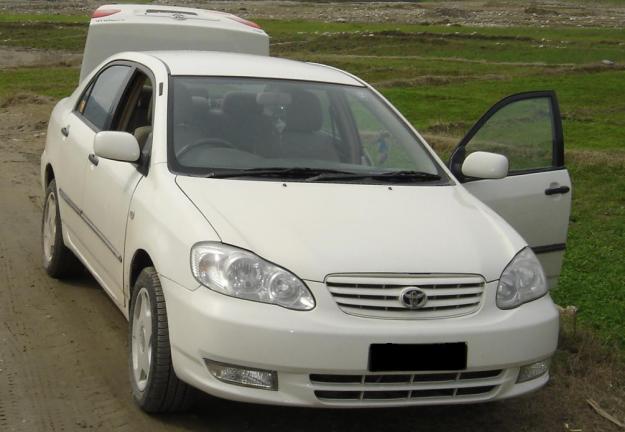 Toyota Corolla 1.3 J 2003