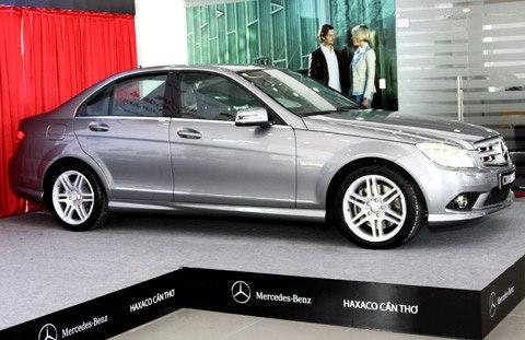 Mercedes-Benz C-Class C300 AMG 2010