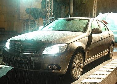 Mercedes-Benz C-Class C200K Elegance 2008