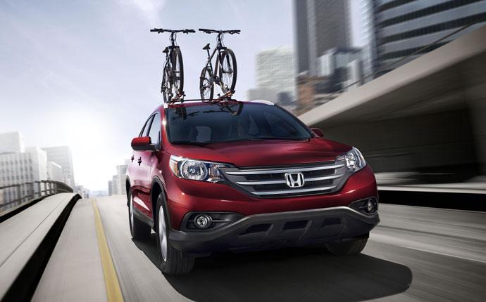 Honda CRV EX 2012 Mỹ